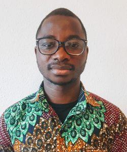 2. Bismark Agyei Yeboah