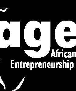AGEA logo White
